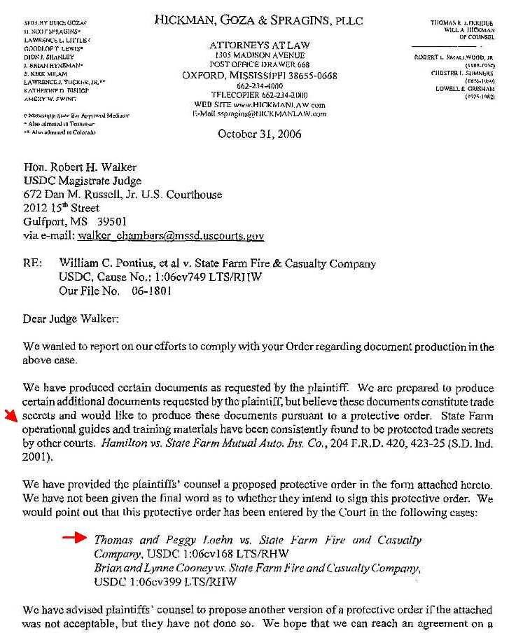 06 2 letter to Walker