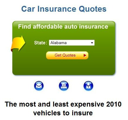 Most Least Expensive Cars To Insure Auto Rates Autos Post