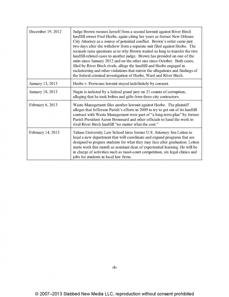 Timeline_7th Draft_With Connick Memo_Page_8
