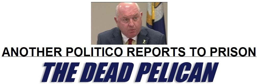 Dead Pelican Masthead 5-6-13