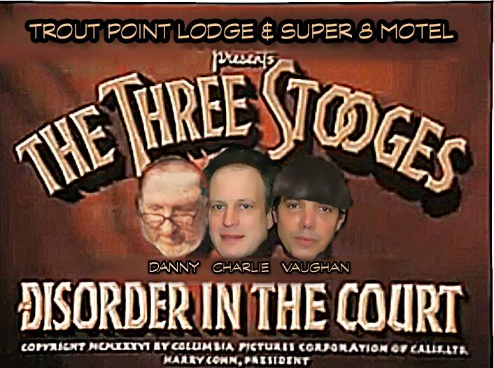 Trout Point Lodge Disorder in the court