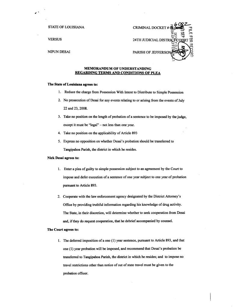 State of Louisiana v Desai Archives - Slabbed