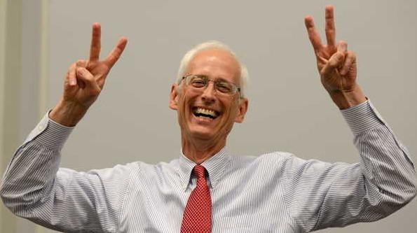 WILLIAM COLGIN/SPECIAL TO THE SUN HERALD Gulfport School Board Attorney John Harral