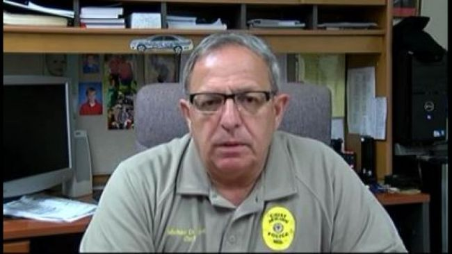 Bay St Louis Police Chief Mike Denardo | Photo via WLOX